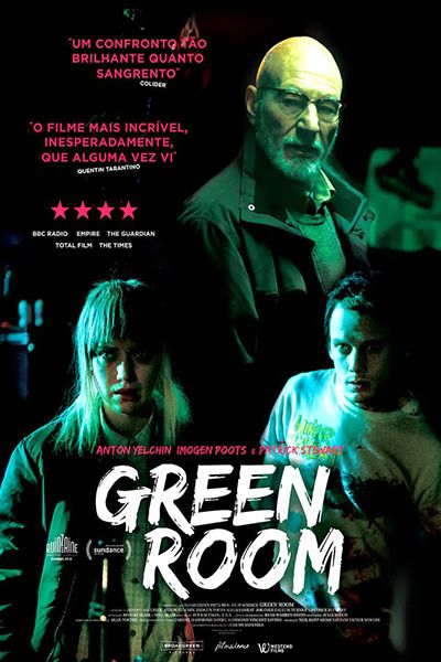 The Green Room Online (2016)