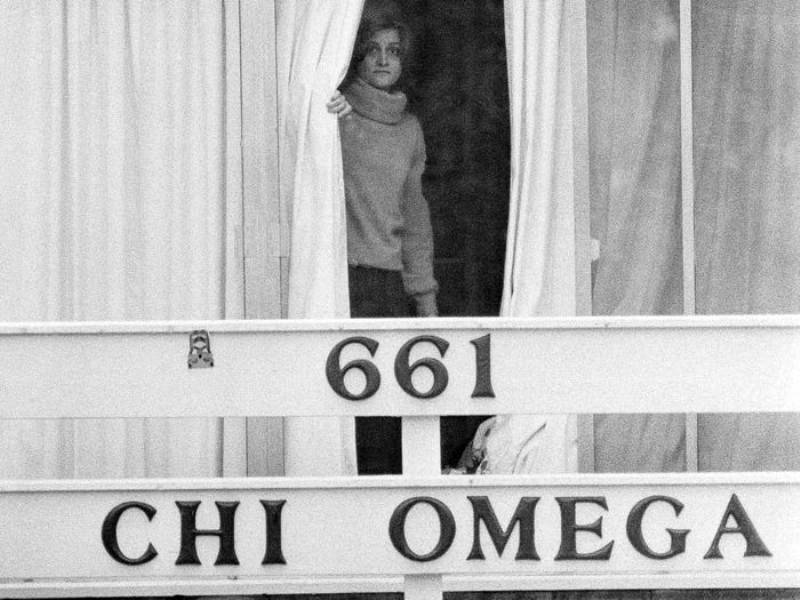 Chi Omega sorority where the attack occurred