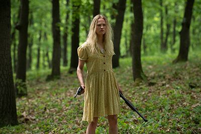 Jessica Madsen in Leatherface (2017)