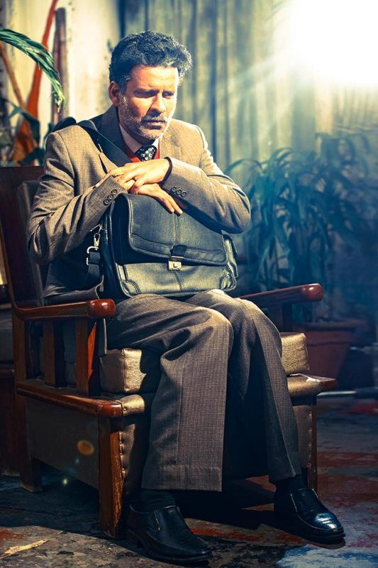 Manoj Bajpai as Ramchandra Siras in Aligarh