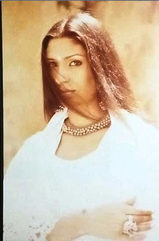 An Old Picture of Pooja Misrra