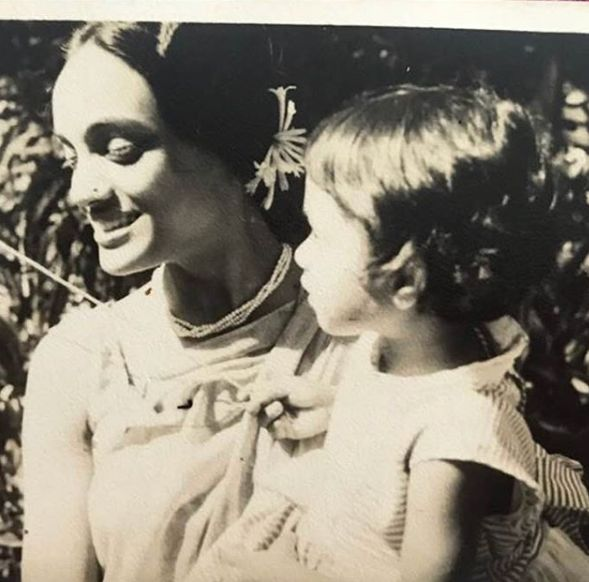 Rahul Bose's mother and sister