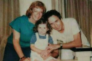 Rose Bundy (center), Ted Bundy (right), and Carol Anne Boone