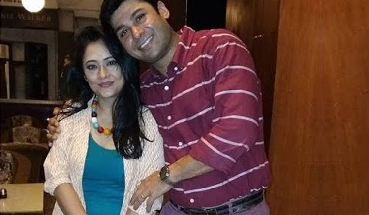 Rupanjana Mitra with her ex-husband