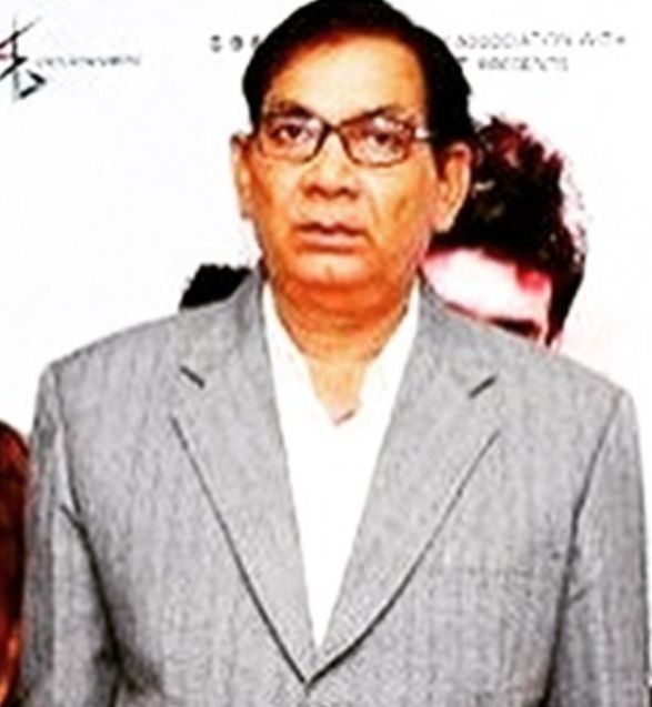 Sangeita Chauhan's father