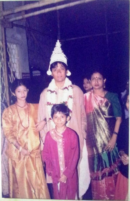 Shantilal Mukherjee's Wedding Picture