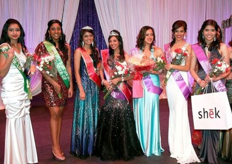 Tanvi Shinde- Winner of the Miss Teen India DFW 2012
