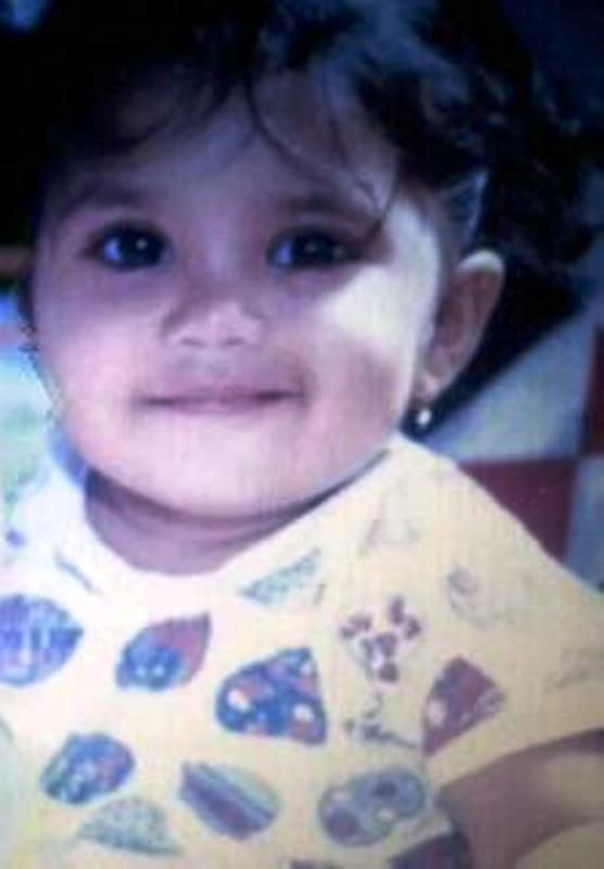Tanvi Shinde's Childhood Picture