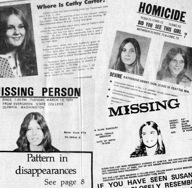 Ted Bundy's Victims