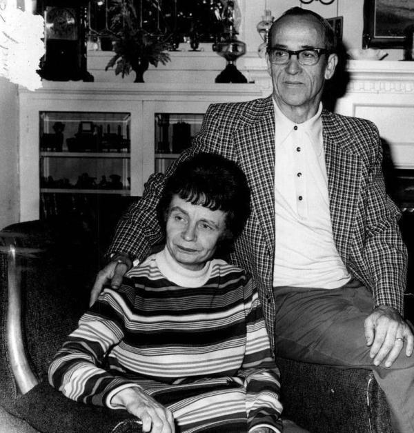 Ted Bundy's Mother and Step-Father Johnny Bundy