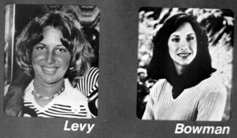 The two women that Ted Bundy killed at FSU's Chi Omega sorority house
