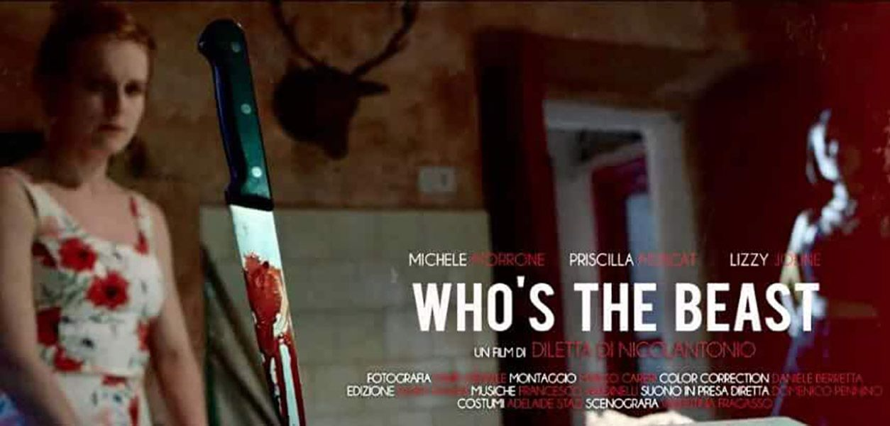 Who's the Beast (2017)