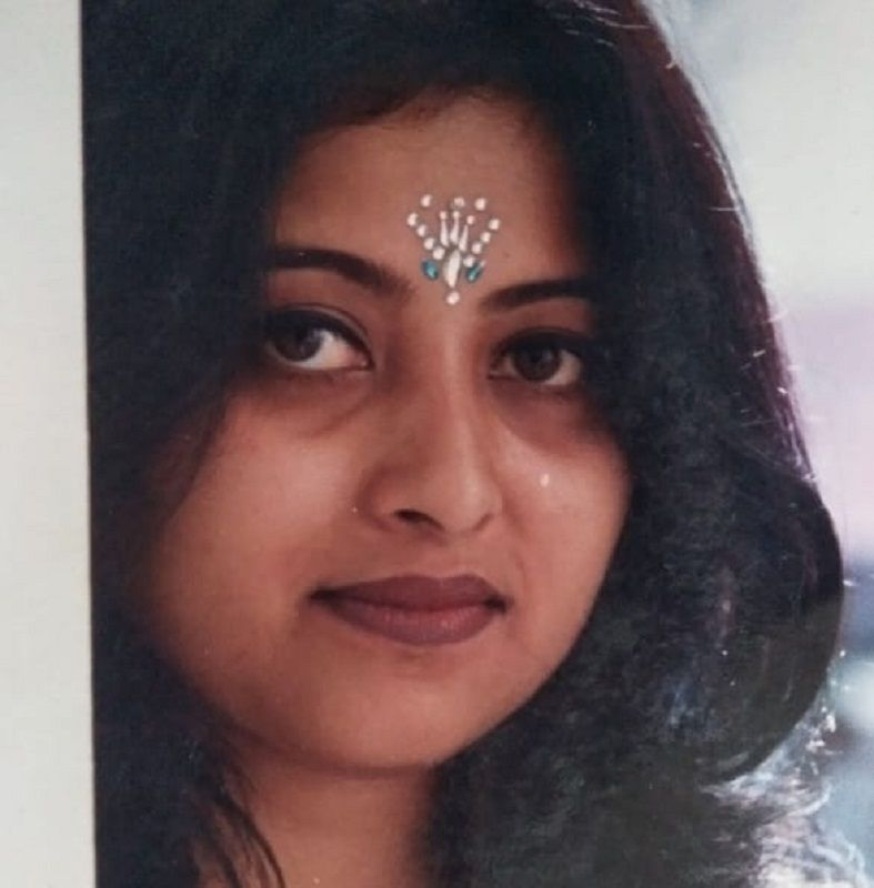 An Old Picture of Sujata Paul