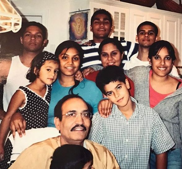 An old picture of Ankur Rathee