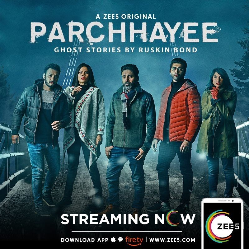 Chandan Roy Sanyal in Parchhayee