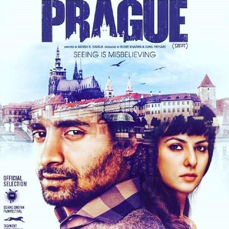Chandan Roy Sanyal in Prague
