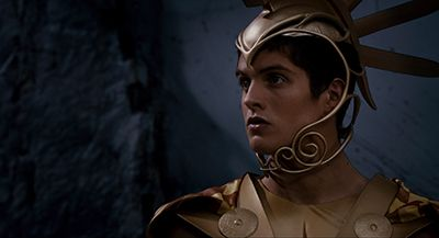 Daniel Sharman in The Immortals (2011)