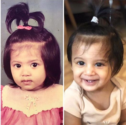 Disha Madan's childhood pictures