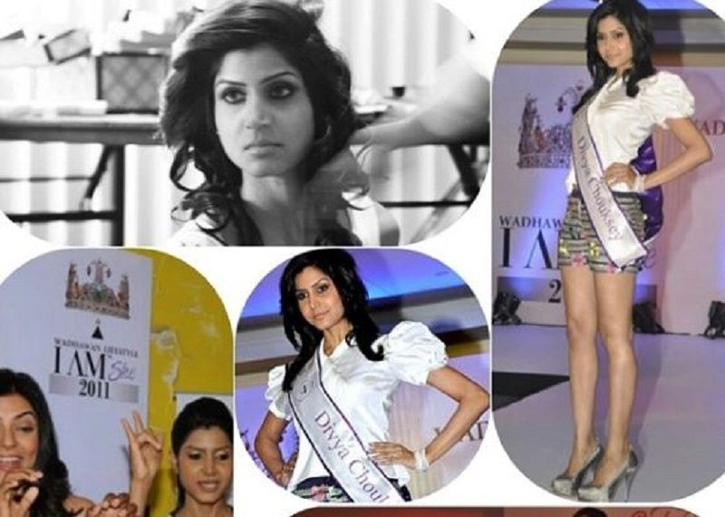 Divya Chouksey in a Beauty Contest