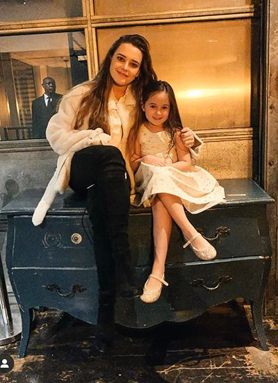 Ella Prebble with Katherine Langford in Cursed Wrap Party