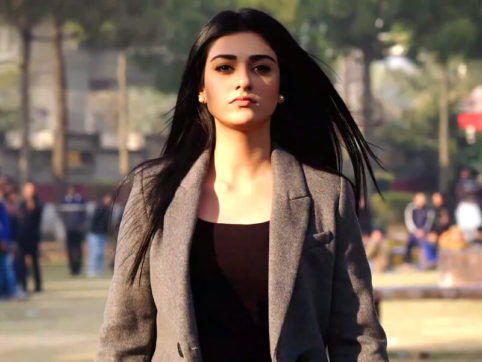 Sarah Khan in Sabaat
