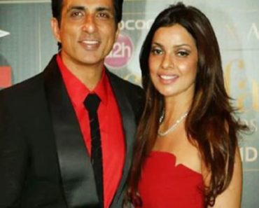 Sonu Sood and Sonali Sood