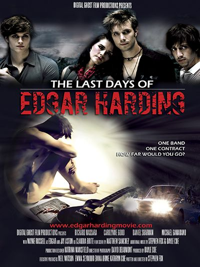 The Last Days of Edgar Harding (2010)