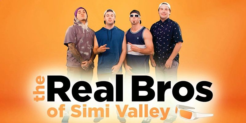 The Real Bros of Simi Valley (2020)