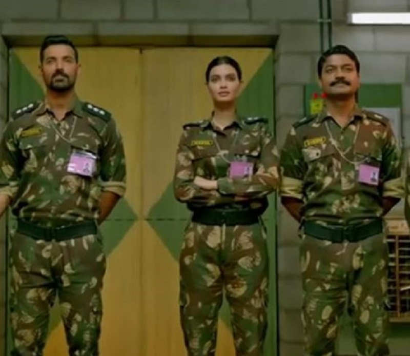 Vikas Kumar in Parmanu