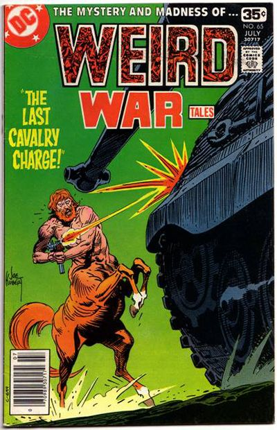 Weird War Tales (1978)