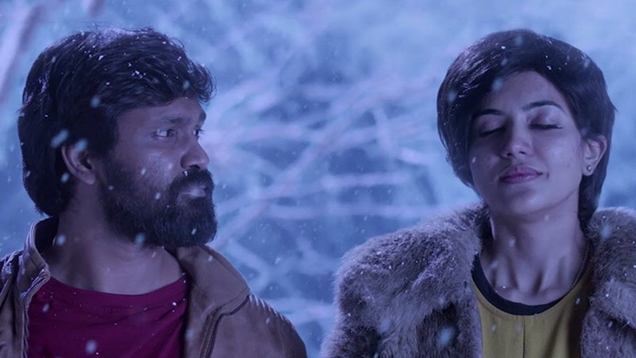 Amzath Khan in Igloo