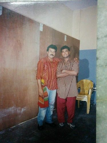 An Old Picture of Raghu
