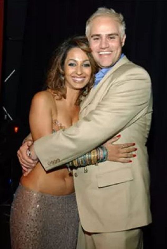 Kashmera Shah With Her First Husband