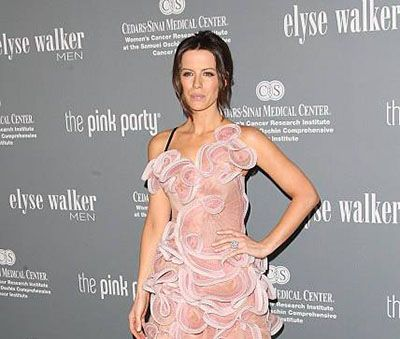 Kate Beckinsale at 4th Annual Pink Party