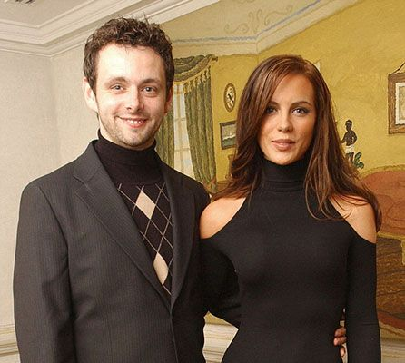 Kate Beckinsale with Michael Sheen