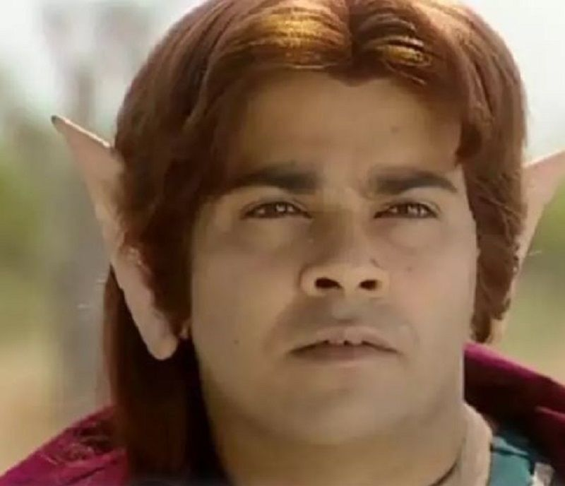 Kiku Sharda in Hatim