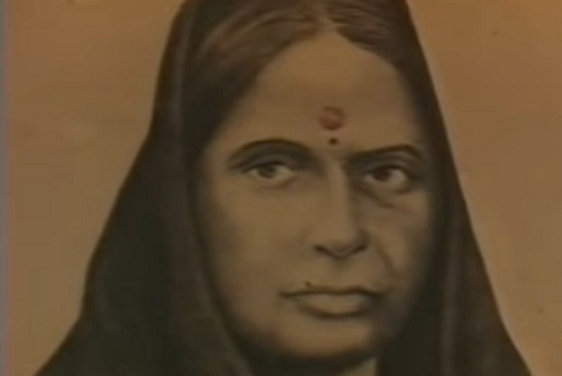 Morari Bapu's Grandmother