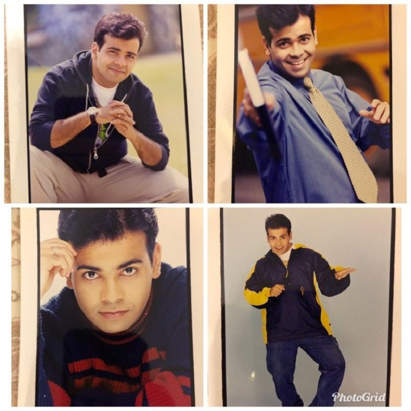Old Pictures of Kiku Sharda