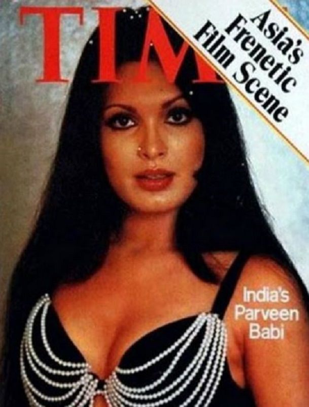 Parveen Babi Featured at Time Magazine's Cover