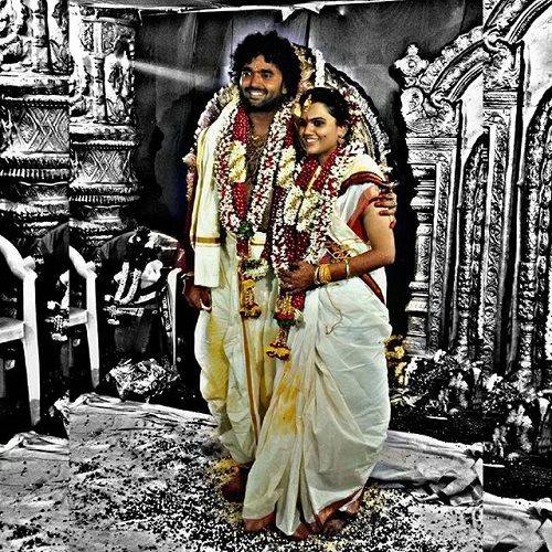 Raghu's Wedding Picture