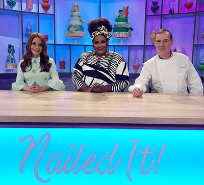 Rosanna Pansino on Nailed It!