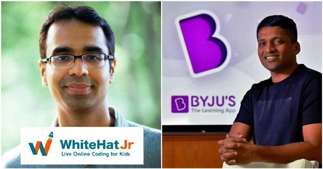 Whitehat Jr sold to BYJU