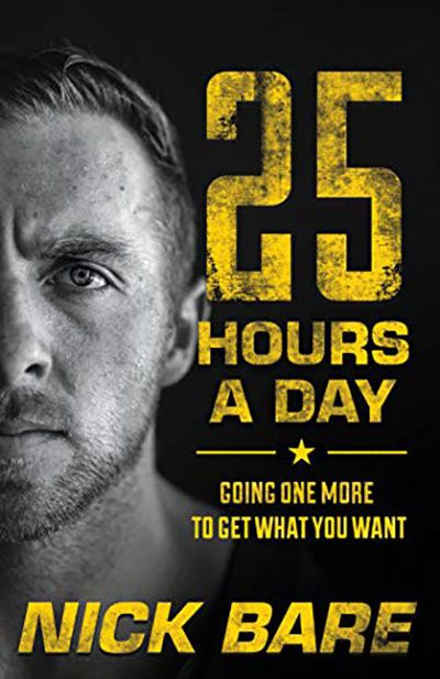 25 Hours A Day by Nick Bare