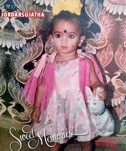 An Old Picture of Jordar Sujatha