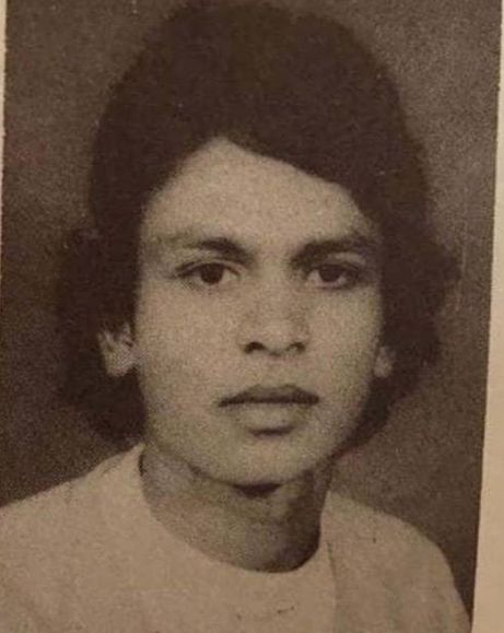 Annu Kapoor in his young age
