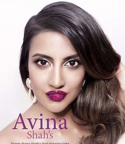 Avina Shah Featured in a Magazine