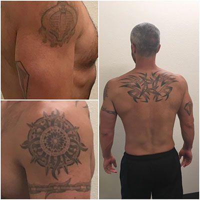 Chris Watts Tattoos