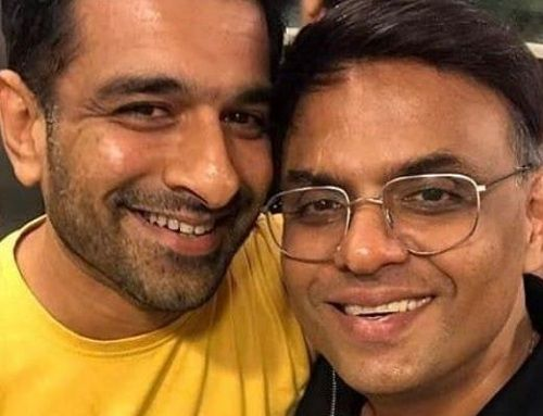 Eijaz Khan With Sandiip Sikcand