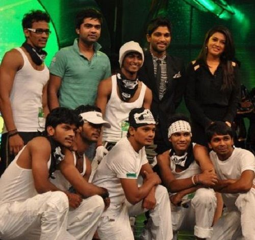 Mehaboob Shaikh in a Dance Reality Show