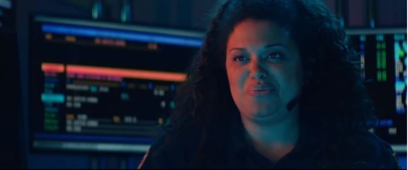 Michelle Buteau in the movie- Isn't it romantic